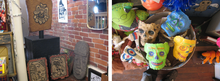 Tollyvision Paper Mache Masterpieces