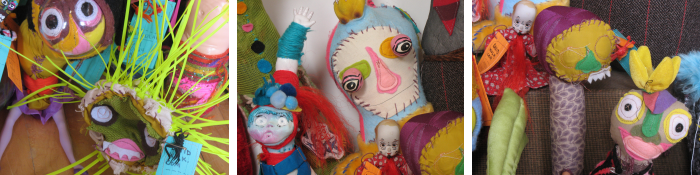Handmade Toys by David Wolk and Cranky Yellow