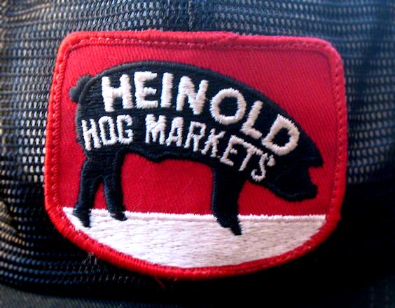 Heinold Hog Market Trucker Hat