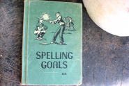 Spelling Goals Six 1951