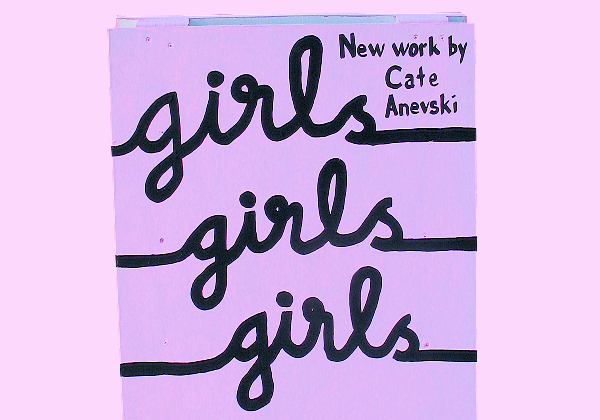 Girls Girls Girls  New work by Cake Anevski