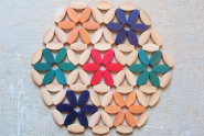 Geometric Pot Holder