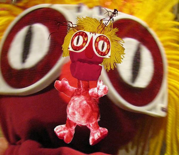 Anger Puppet - CHARM APE