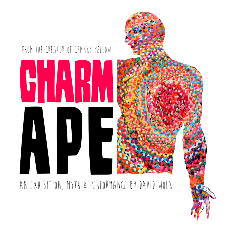 CHARM APE Exhibition, Myth, and Performance by David Wolk