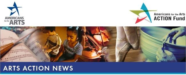 Arts Action News - Americans for the Arts