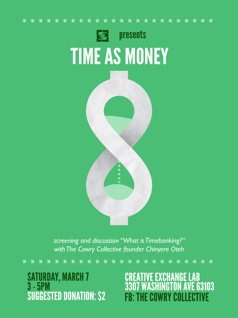 Time is Money with the Cowry Collective