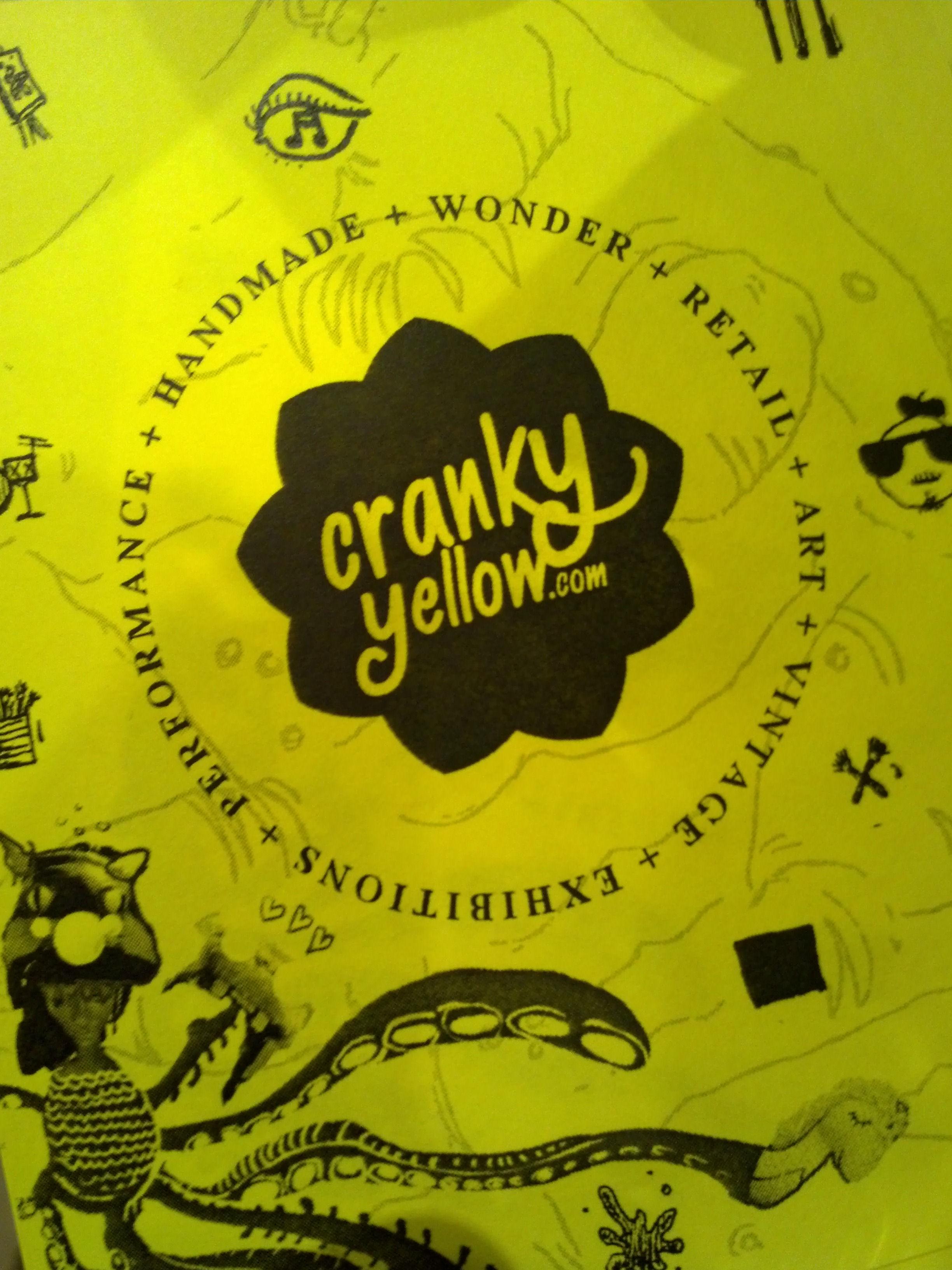 Cranky Yellow 2015