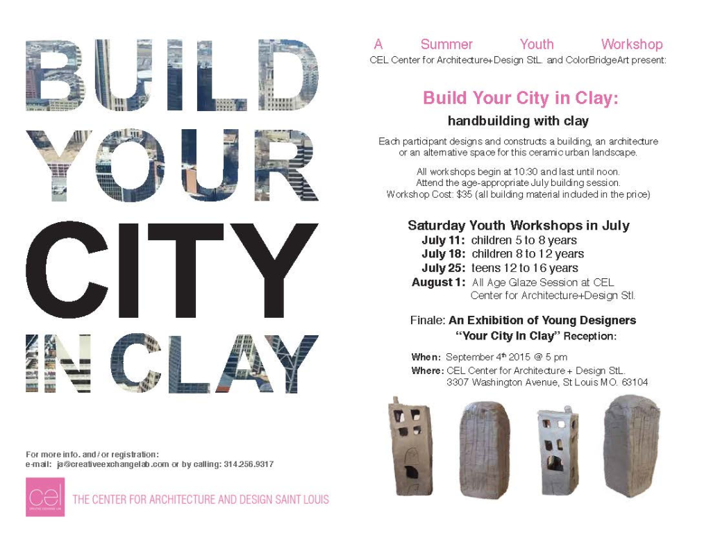 Build Your City in Clay